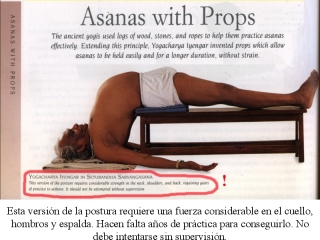 Asanas with props